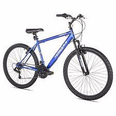 26 inch Men039s Mountain Bike 21 Speed - Blue Outdoors Exorcise All Terrain2  Gender - Men, Color - Blue, Type - Mountain Bike,