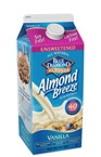 Great alternative to 2% milk - Low Calorie, Low Carb, No Sugar, and more Calcium - Great in smoothies too!