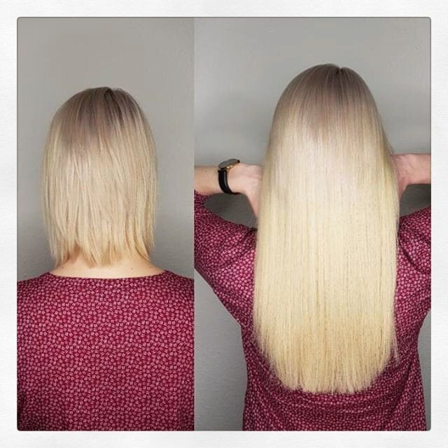 Pin Auf Before After Promis Extensions