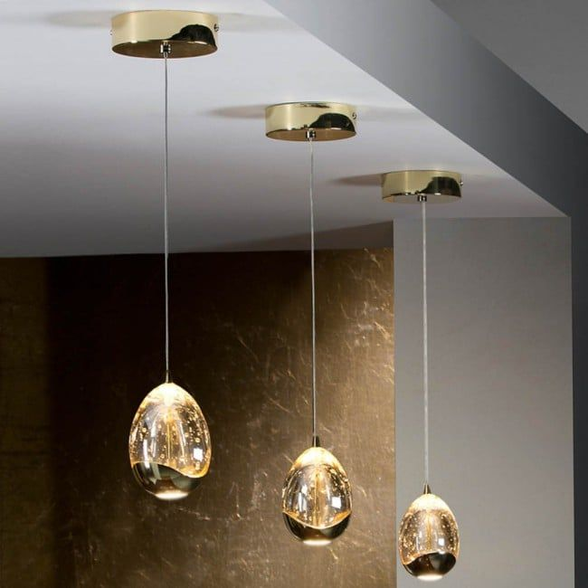 Ceiling Light Rocio Led Lighting Schuller Hanging Lights Gold Pendant Lighting Led Light Lamp