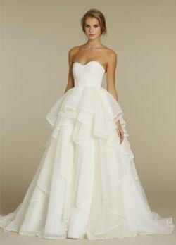 Best Peplum wedding dress