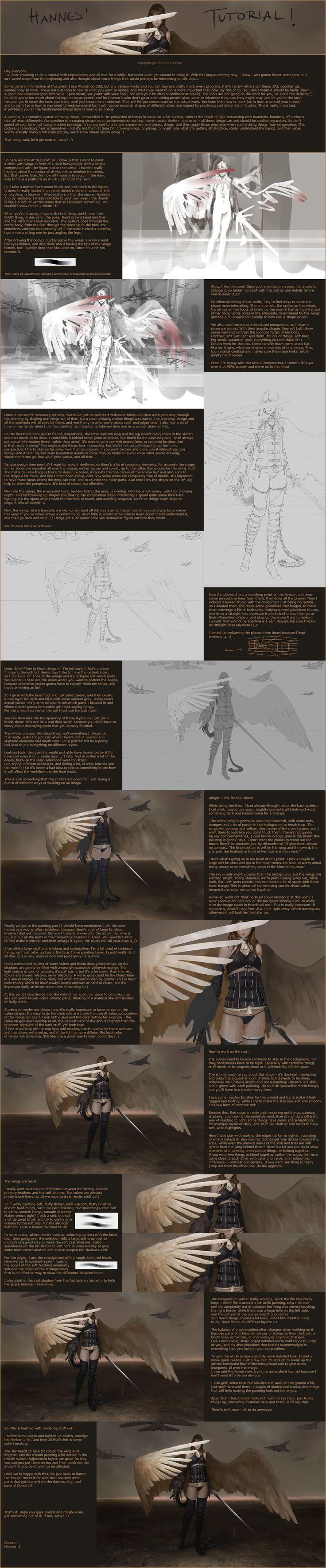 War - Tutorial by algenpfleger.deviantart.com on @deviantART