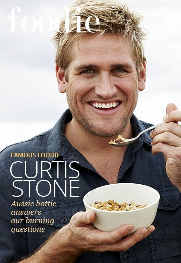 Curtis StoneChefs Curtis, Stones Ooooh, Favorite Chefs, Cooking, Curtis Stones H, Things, Curtis Stones On, Australian Chefs, People