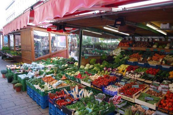 Wochen- und Bauernmärkte in Wien