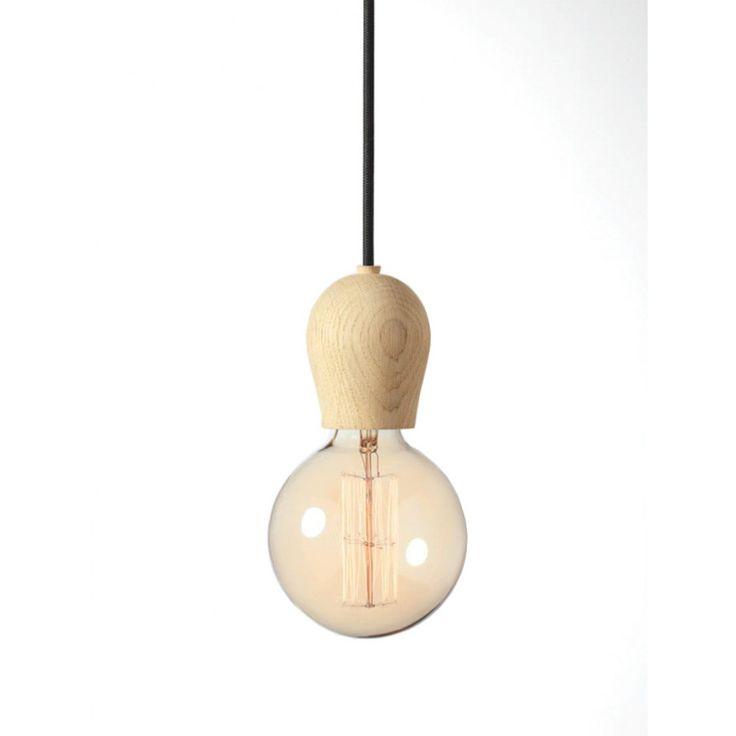 Lámpara Colgante MADERA