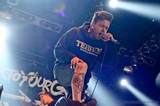 Stick to your guns ♡