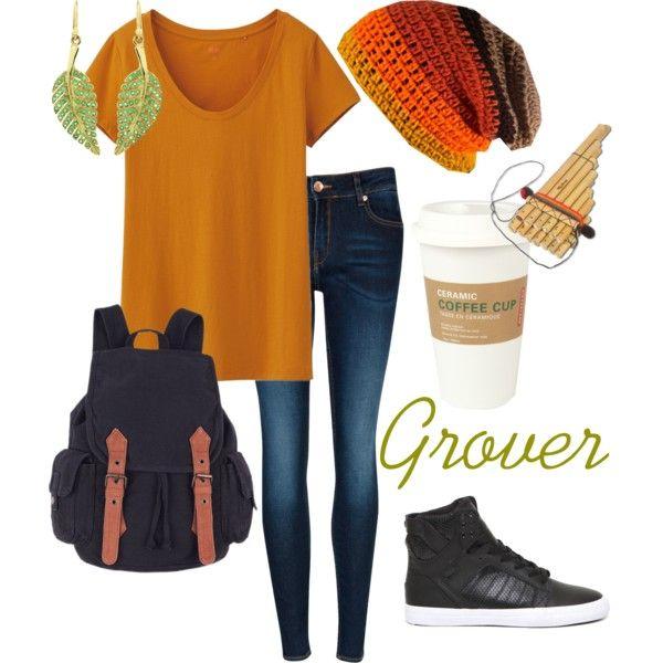 """Grover Underwood (Percy Jackson Series)"""