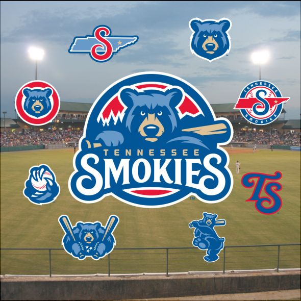 Tennessee Smokies Baseball [2015:  April 15]  First home game of the season is April 15 at 11:30 a.m. against Pensacola.  Season runs through September 7, with the last home game taking place on September 1.  Come out for baseball and hot dogs at Smokies Stadium.  http://www.ridgecrestmountaincabins.com