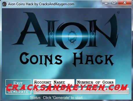 Aion Coins Hack Download