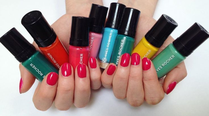 Life goal: collecting all these summer nail polishes! #SpeakingColors