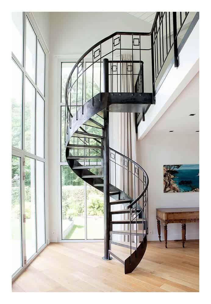 main courante pour r alisations peu communes escalier d coration art d co art nouveau. Black Bedroom Furniture Sets. Home Design Ideas