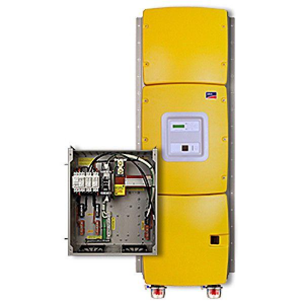 Sma Sunny Island 120 240 Vac 6 Kw 48 Vdc Ac Coupled System Solar Inverter Vac Solar