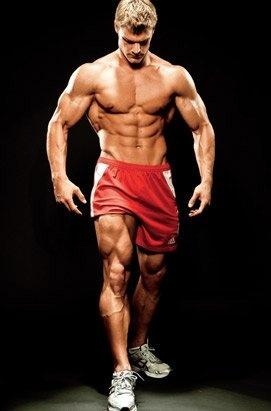 Amazing physique... built tough...