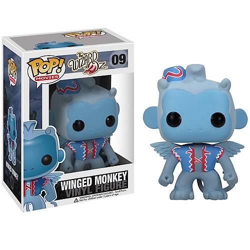 Wizard of Oz Winged Monkey Pop! Movies Vinyl Figure - Funko - Wizard of Oz - Vinyl Figures at Entertainment Earth