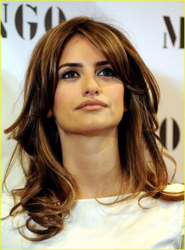 Стильное двухцветное мелирование на темные волосы ::: onelady.ru ::: #hair #hairs #hairstyle #hairstyles