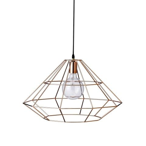 Metalowa lampa PERNILLE - agamartin.com