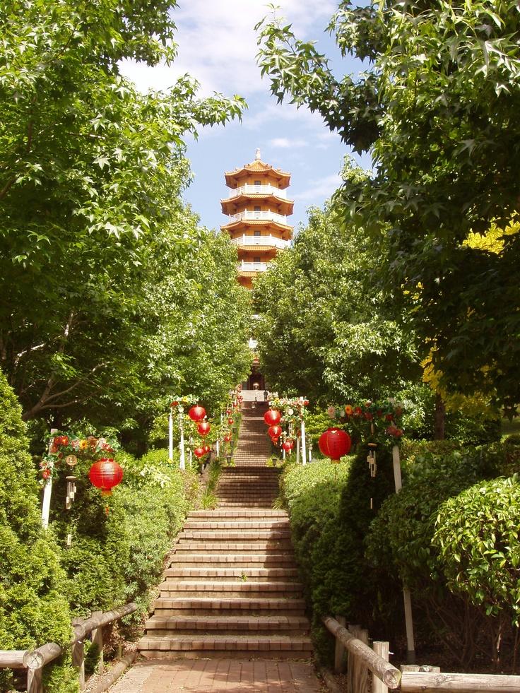 Nan Tien Temple, Wollongong, NSW
