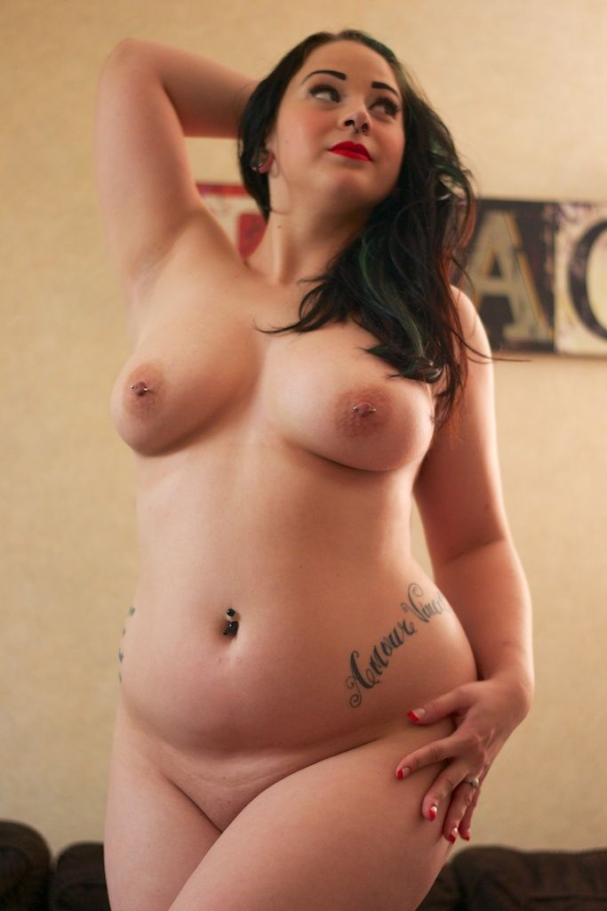 Curvy thick sexy nude girl excellent idea