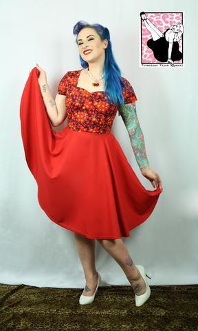 Cassandra Dress - Vintage Dresses - Addy's Dress