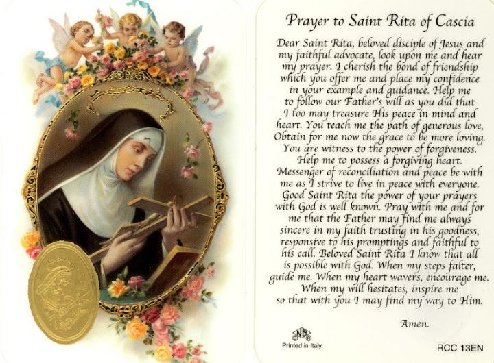 Catholic Prayer Cards - 102614753330201204329 - Picasa Web Albums