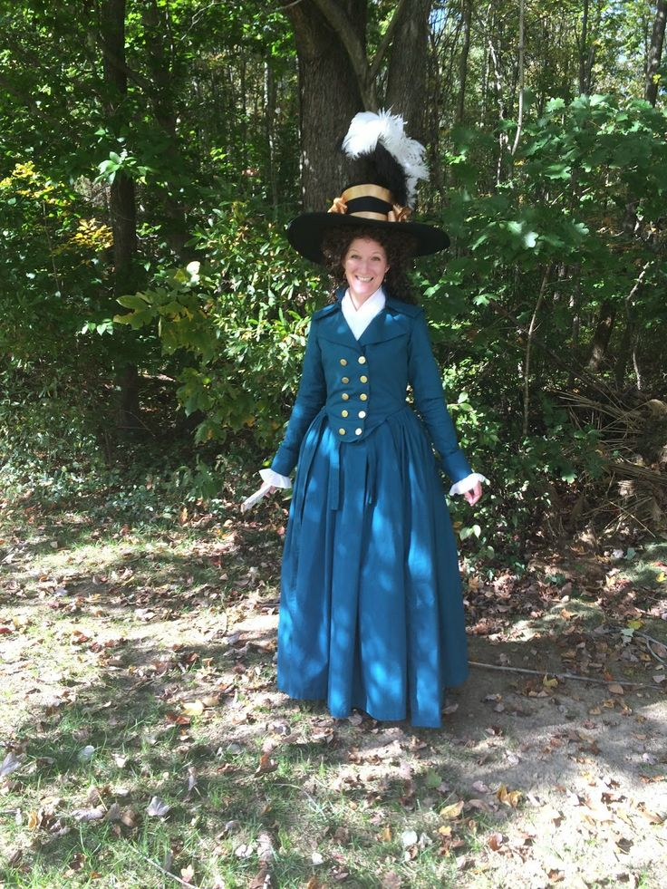 Madame Modiste Historic-ish Costuming (drinking champagne while wearing a pretty dress): 18th c. Hunting Luncheon