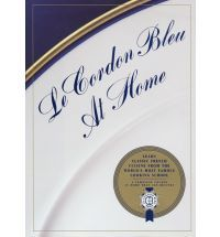 Created for both the novice and the experienced cook, Le Cordon Bleu's first complete English-language cookbook passes on to the reader the skills taught in the school's Classic Cycle. Progressing through three stages, from basic to advanced techniques, this in-depth approach to traditional French cuisine is presented in a series of easy-to-follow menus that correspond to actual classes at the school. 300 color photographs. Index.