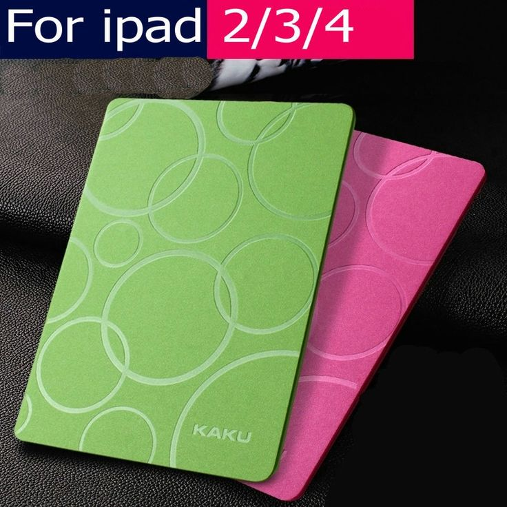 12.65$  Buy here - http://alizbx.shopchina.info/go.php?t=32220470146 - New Original Smart Case For Apple iPad 4 iPad3 iPad 2 Case Circle Design Stand funda Leather Case For iPad 2 3 4 Case Cover+film 12.65$ #aliexpressideas