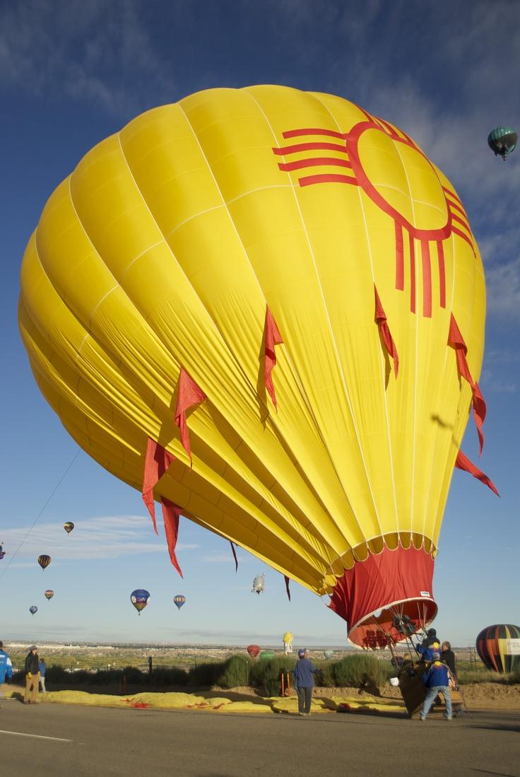 Balloon Festival, Albuquerque