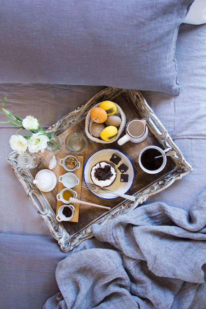 Producción + Datos: Desayuno a la cama - The Deco Journal