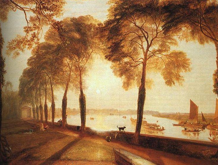 Mortlake Terrace - Turner William