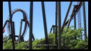 nemesis inferno thorpe park - YouTube