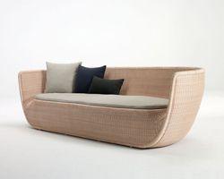hiroomi tahara: fruit bowl collection for yamakawa rattan