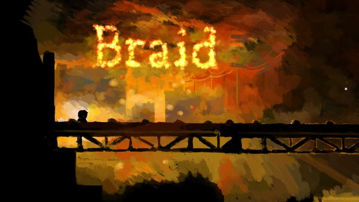 Braid - Video Game Review.  A great puzzle game that can help kids with ADHD.