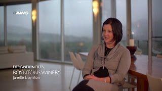 Janelle Boynton - Boyntons Winery