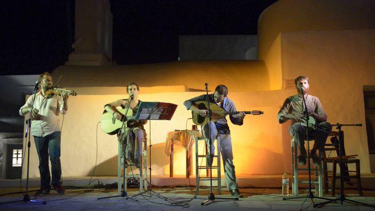 Τα σμυρνέικα τραγούδια, Ξέφραγο αμπέλι Σίφνος 2015