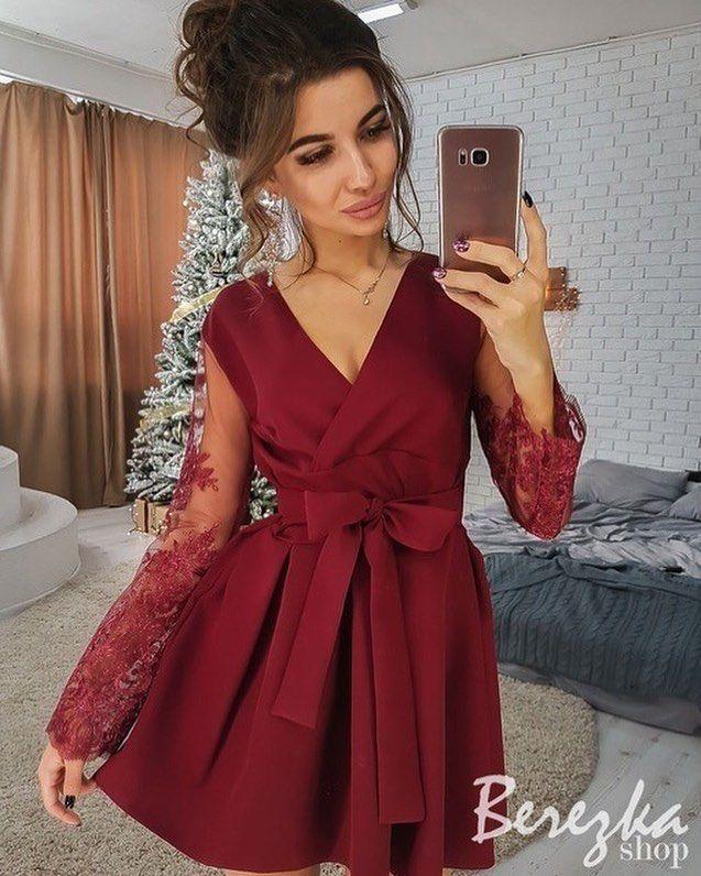 d05fc5c8d64 Платье с кружевными рукавами Размер S и M Ткань  костюмка сетка кружево 460  грн.