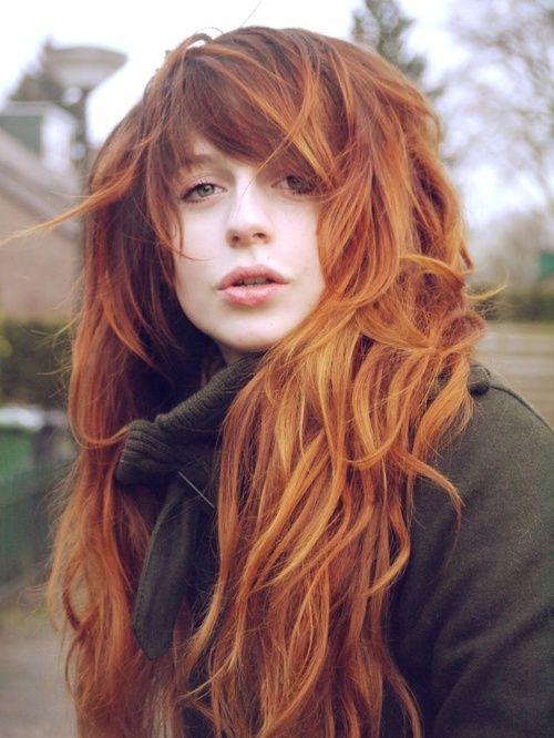 Cute Redhead Nadia Esra Shades Of Red Hair Ginger