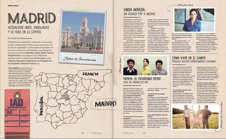 Atlas Sonoro   Madrid   Marvin 146: Capital