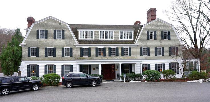 A weekend trip to The Mayflower Grace Inn, Washington, CT