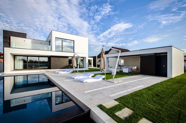 C House by Parasite Studio, Timisoara, Romania