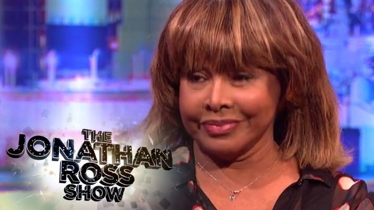 Tina Turner's Escape From Ike Turner - The Jonathan Ross Show
