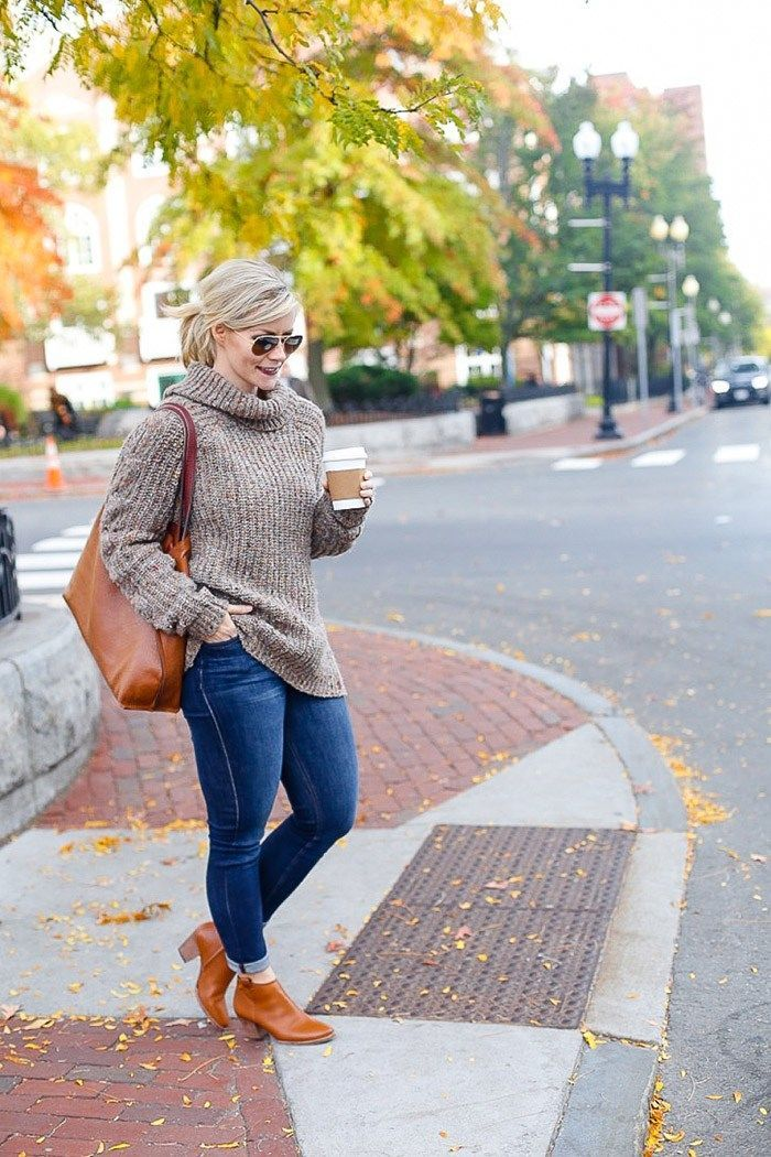 Fall Fashion: Cozy Sweater