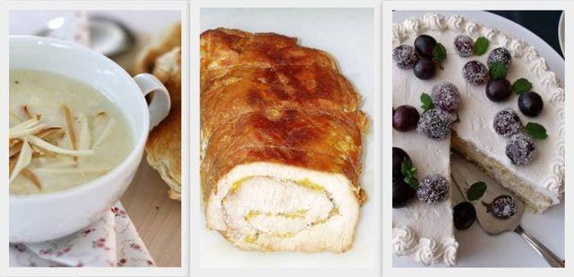 Menüajánló - március 25. receptek - Kifőztük ingyenes, online (havi) gasztromagazin – (egyenesen) a gasztrobloggerek konyhájából