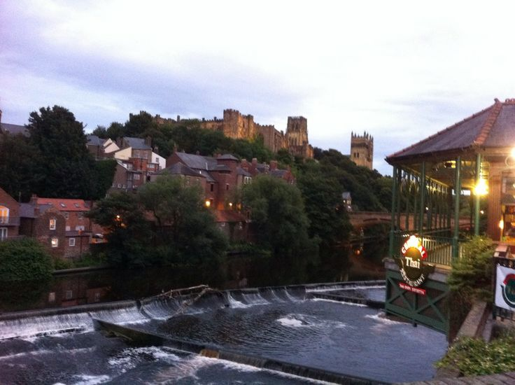 Central Thai Restaurant in Durham City. The most authentic Thai taste in Durham City with a sublime picture postcard view of Durham's Cathedral and Castle World Heritage Site.