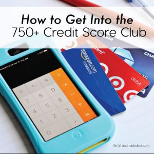 how to get a 750 fico score