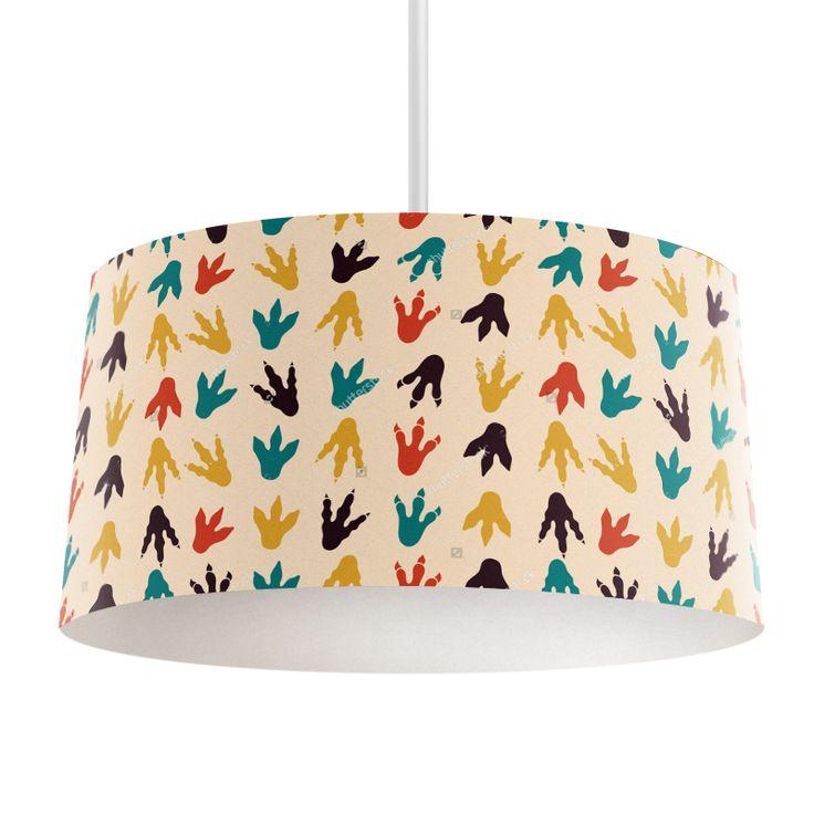Lampenkap Dino poten | Bestel lampenkappen voorzien van digitale print op hoogwaardige kunststof vandaag nog bij YouPri. Verkrijgbaar in verschillende maten en geschikt voor diverse ruimtes. Te bestellen met een eigen afbeelding of een print uit onze collectie. #lampenkap #lampenkappen #lamp #interieur #interieurdesign #woonruimte #slaapkamer #maken #pimpen #diy #modern #bekleden #design #foto #jongen #jongenskamer #dino #dinosaurus #prehistorisch #jurassic #poten #poot