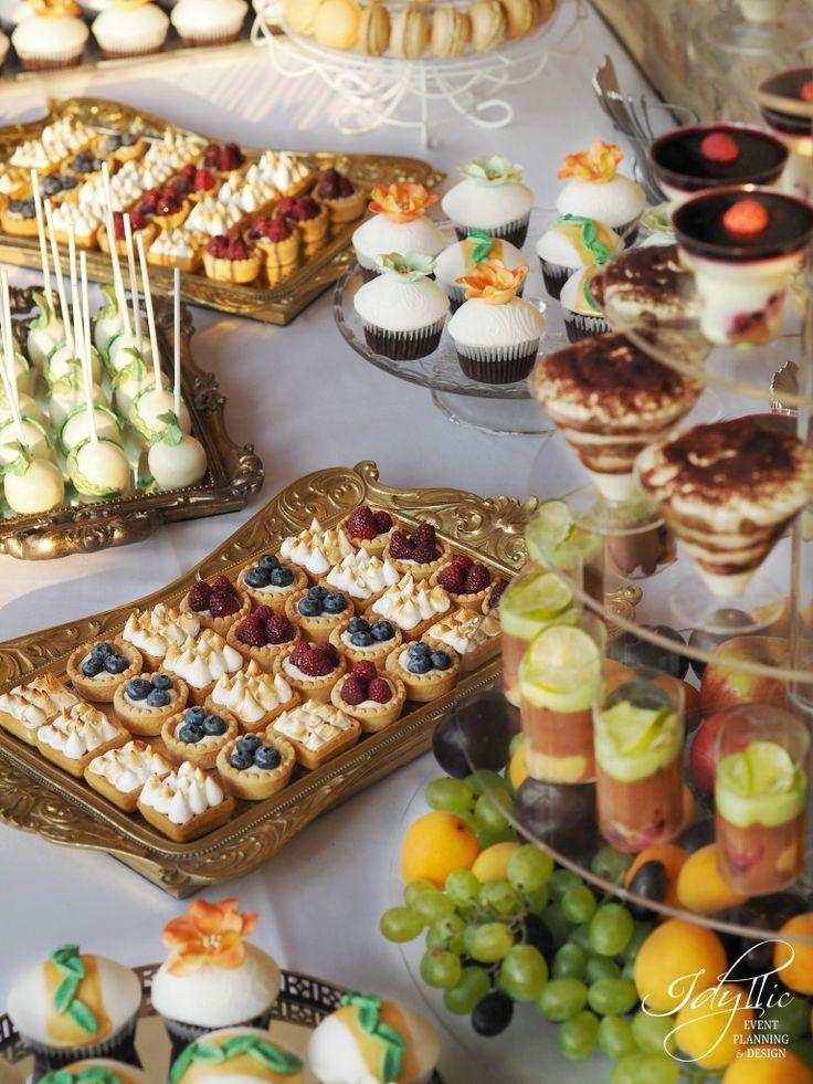candy bar nunta productie si design by Idyllic Events / nunta Palatul Mogosoaia