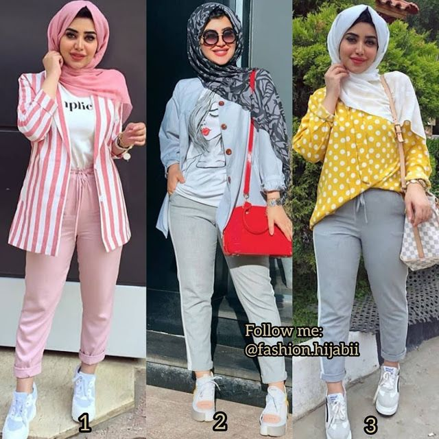 2019 Lovely Hijab Fashion You Have to Rock   Hijab fashion