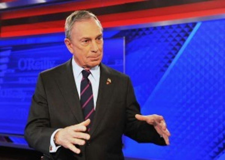 """Mayor Bloomberg on FOX's """"The O'Reilly Factor,"""" the day after the Newtown shooting. After the NRA's executive vice president Wayne LaPierre held a press briefing this morning, where he argued against new gun laws and called for putting armed security guards in schools across the nation, New York Mayor Michael Bloomberg [...]"""