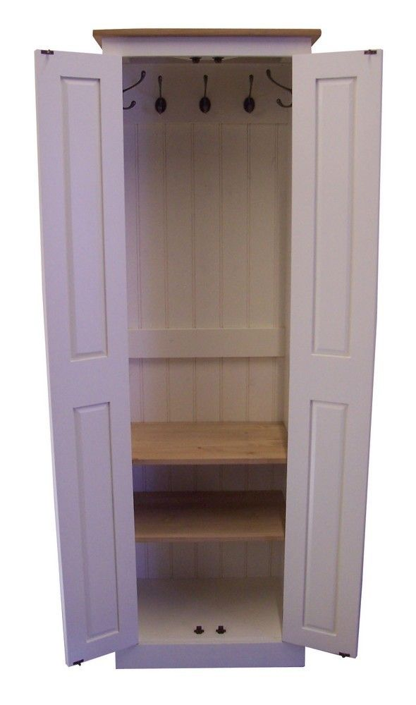 Hall Coat & Shoe Storage Cupboard